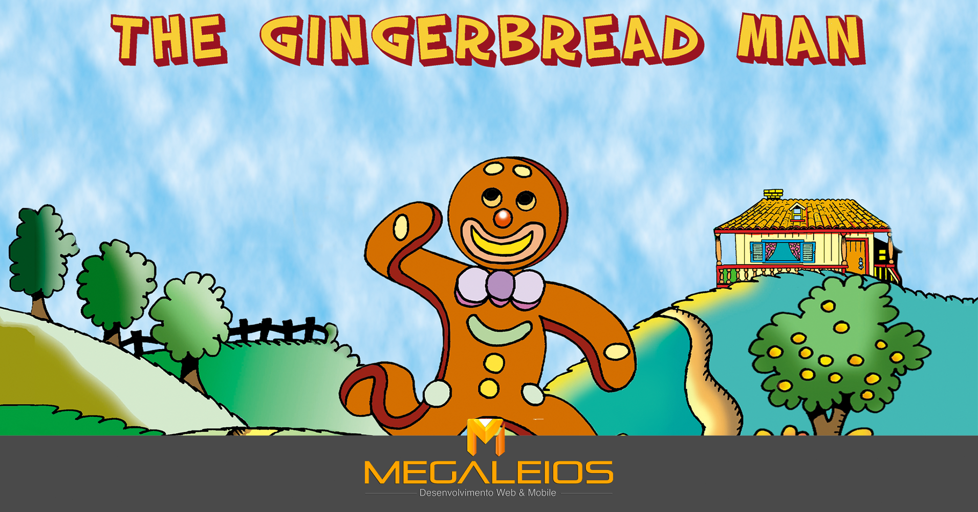 App The Gingerbread Man