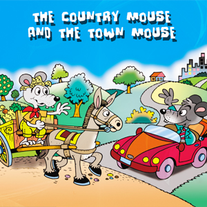 Game – Country Mouse and Town Mouse