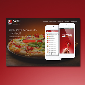 Site Mob Pizza Delivery