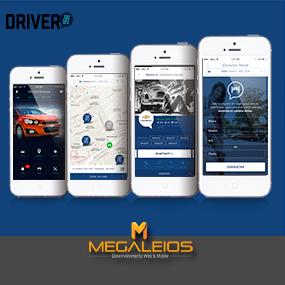 App para carro – Driver Tips