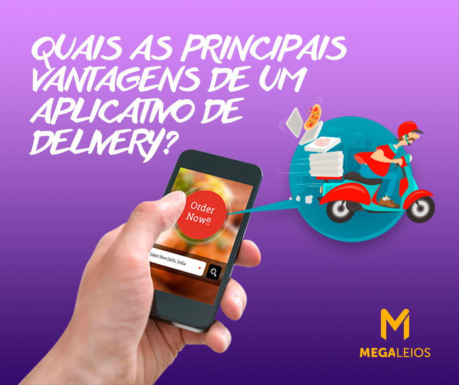 Já tem um Aplicativo de Delivery? É fundamental ter um app assim se trabalha com a entrega de pedidos.