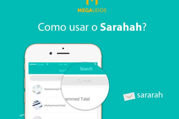 Veja como utilizar o Sarahah, o aplicativo do momento.