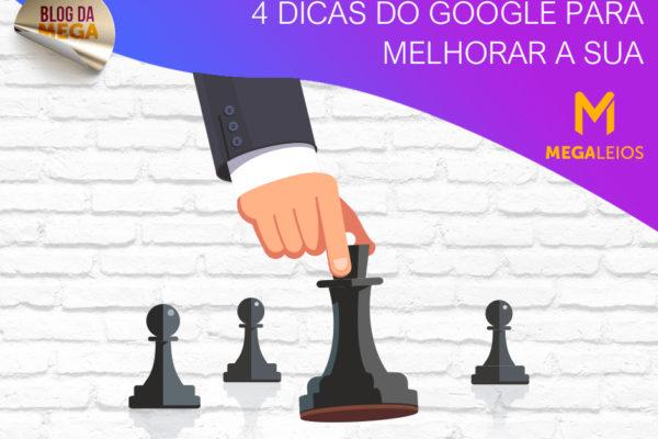 Estratégia mobile: 4 dicas do Google para melhorar a sua